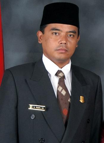 Tasdi Ketua Umum Persibangga