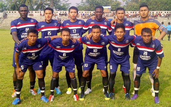 Skuad Persires Banjarnegara Divisi Utama LPIS 2012/2013